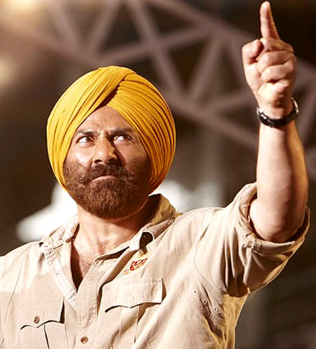 Sunny Deol in Singh Sahab The Great