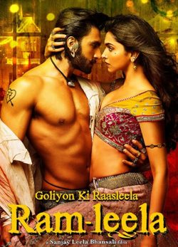 Movie poster of Goliyon Ki Rasleela Ram-Leela