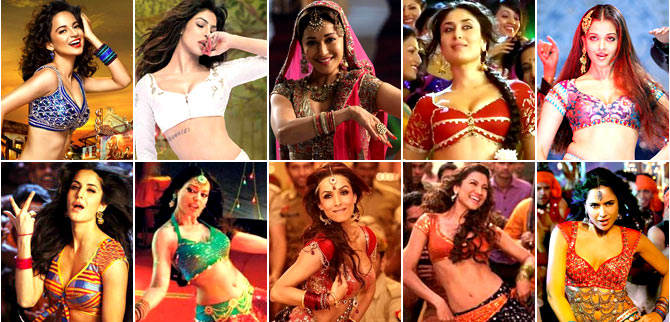 Bollywood's SEXIEST Nautch Girl? VOTE!