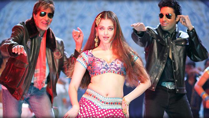 Aishwarya Rai Bachchan in Bunty Aur Babli