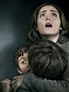 A scene from Insidious