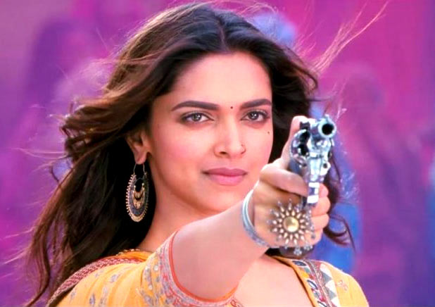 Deepika Padukone in Goliyon Ki Rasleela Ram-Leela
