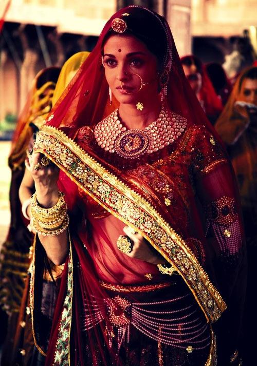 Aishwarya Rai, Jodhaa Akbar