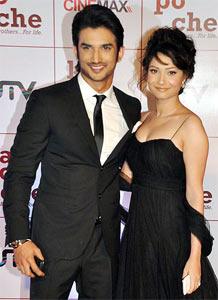 Sushant Singh Rajput and Ankita