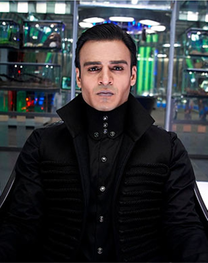 Vivek Oberoi in Krrish 3