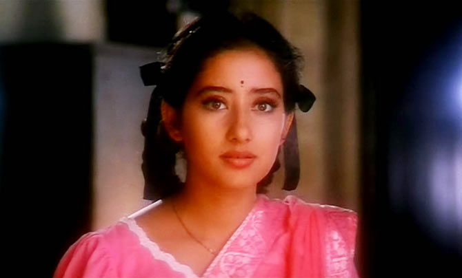 Manisha Koirala in 1942: A Love Story