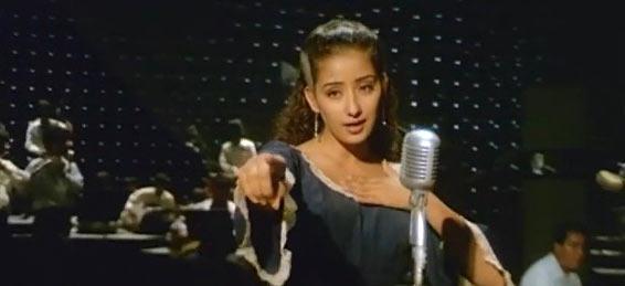 Manisha Koirala in Khamoshi: The Musical