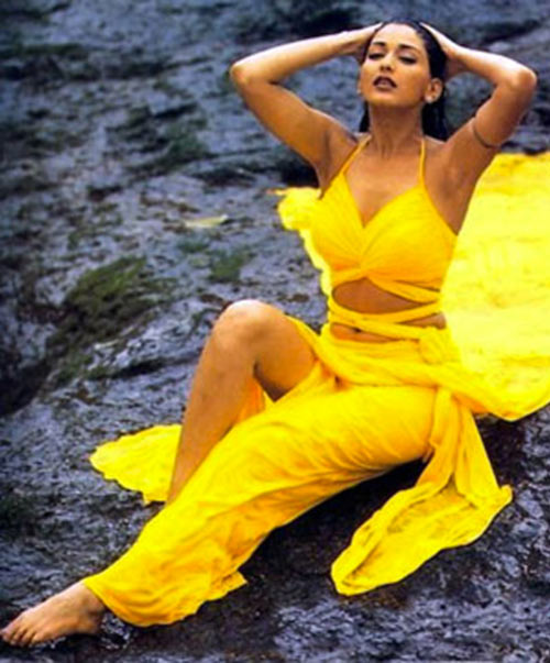 Sonali Bendre in Sarfarosh