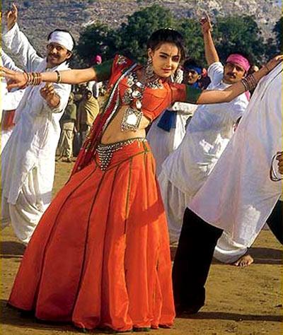 Mamta Kulkarni in Karan Arjun
