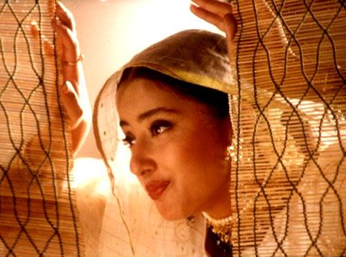Manisha Koirala in Bombay