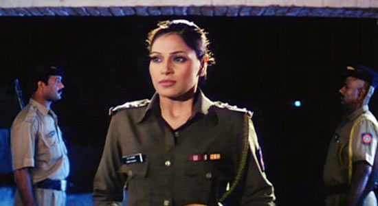 bollywoods sexiest female cops vote rediffcom movies