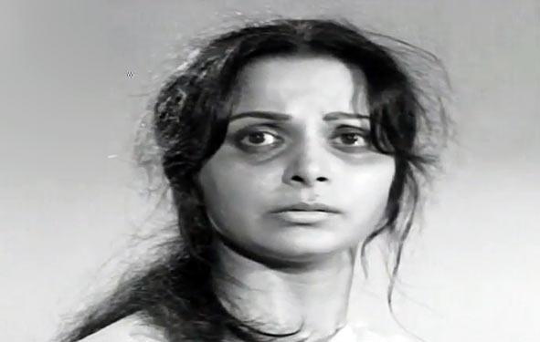Waheeda Rehman in Khamoshi