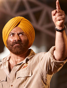 Sunny Deol in Singh Saab The Great