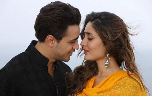 Kareena Kapoor and Imran Khan in Gori Tere Pyar Mein