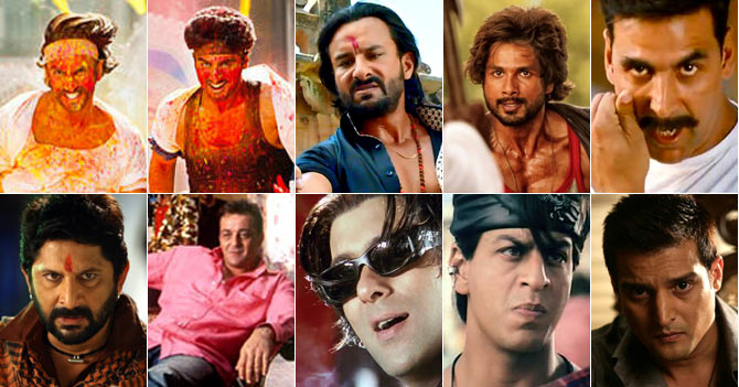 Arjun-Ranveer, Saif, Shah Rukh: Bollywood's COOLEST Gunday? VOTE!