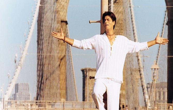 Shah Rukh Khan in Kal Ho Na Ho