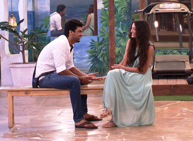 Kushal and Gauahar