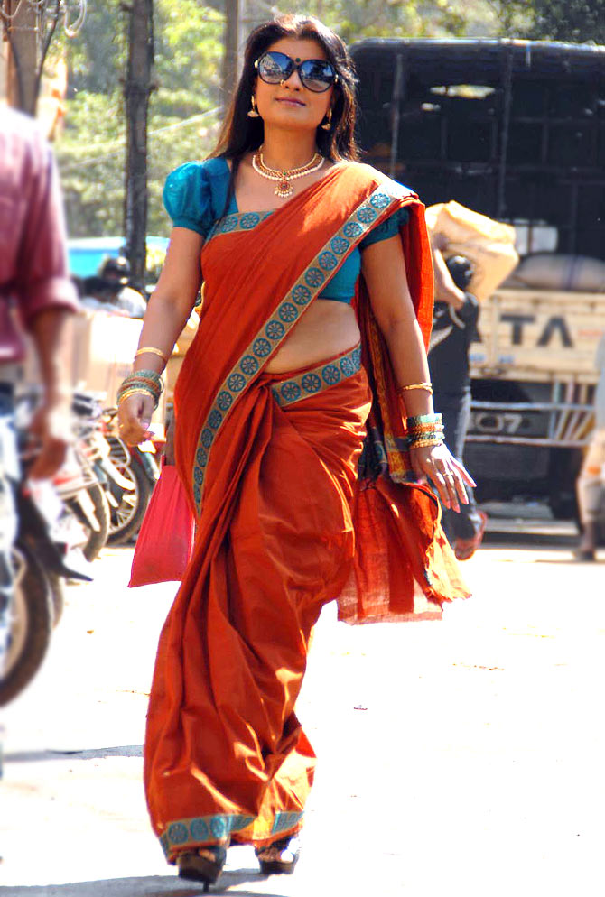 Roopashree in Chaddi