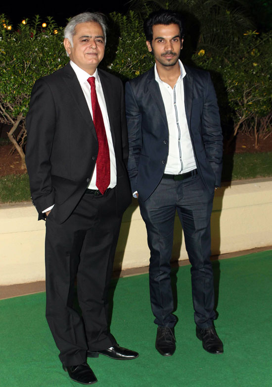 Hansal Mehta and Raj Kumar