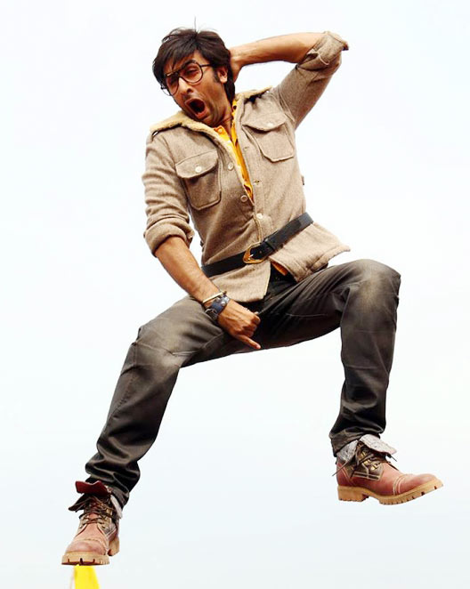 Ranbir Kapoor in Besharam