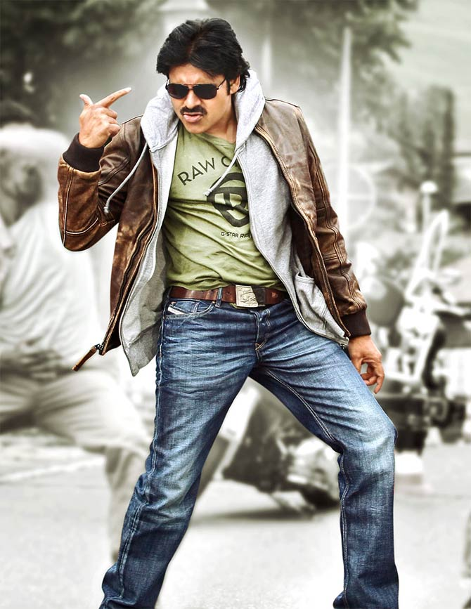 Actors Pawan Kalyan
