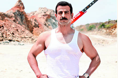 Ronit Roy in Boss