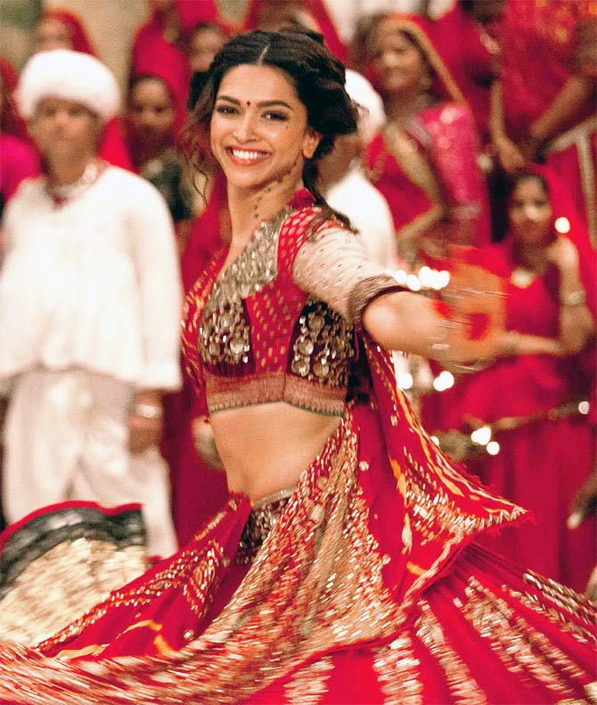 Deepika Padukone, the effervescent queen of Bollywood