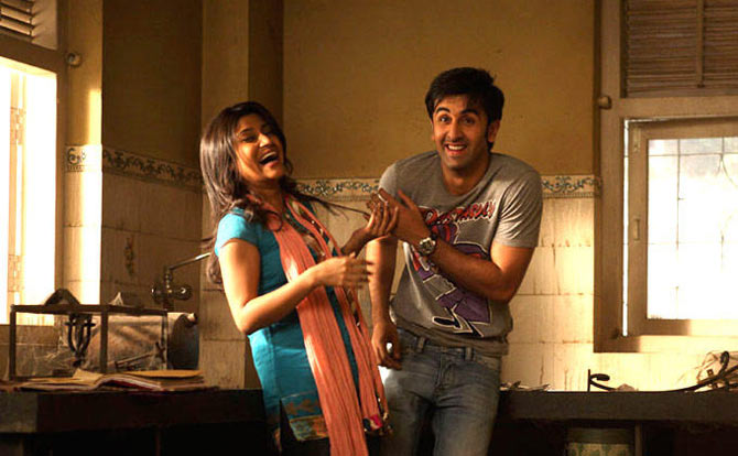 Konkona Sen Sharma in Wake Up Sid