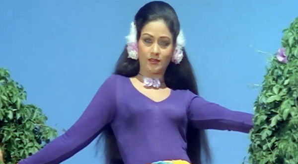 Aruna Irani in Qurbani