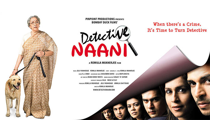 Movie poster of Detective Nani