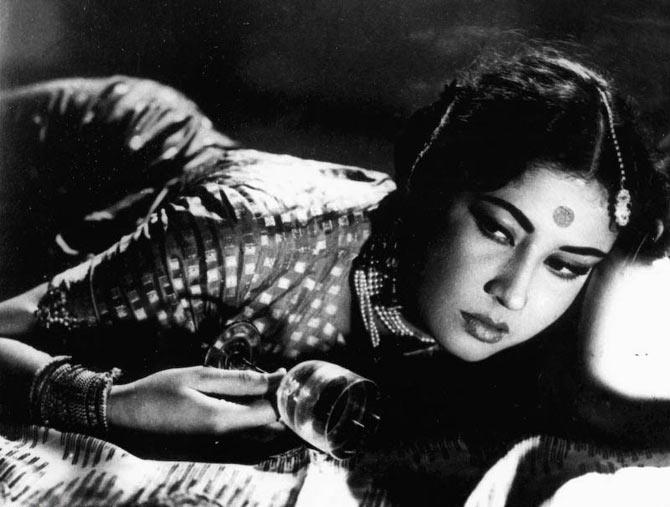 Meena Kumari in Sahib Bibi Aur Ghulam