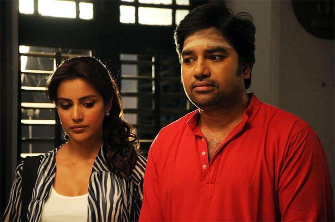 Priya Anand and Shiva in Vanakkam Chennai