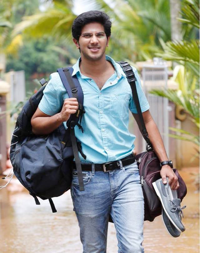 Dulquer Salman in Pattam Pole