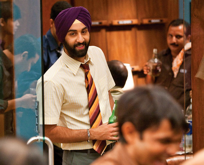 Ranbir Kapoor in Rocket Singh - Salesman of the Year