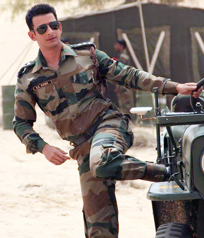 Sharman Joshi in War Chhod Na Yaar