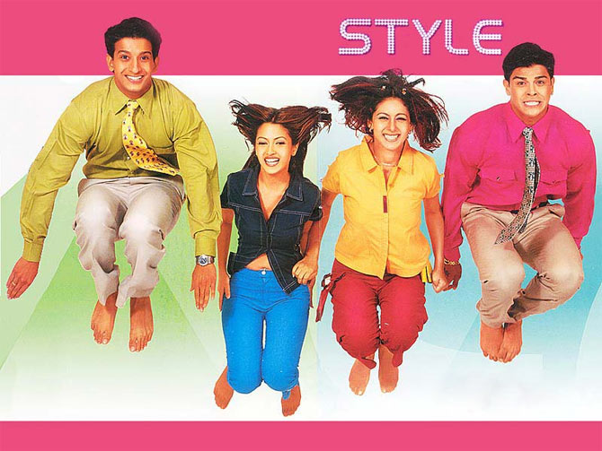Movie poster of Style