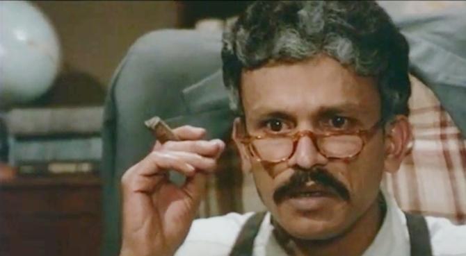 Annu Kapoor in Mr India