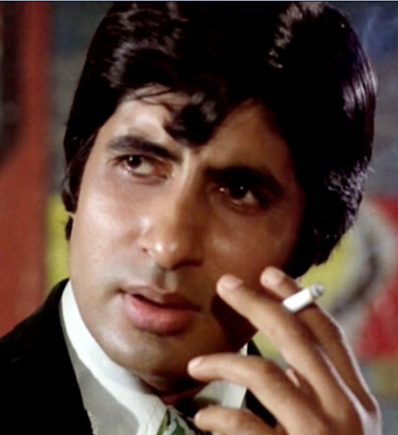 Amitabh Bachchan in Abhimaan