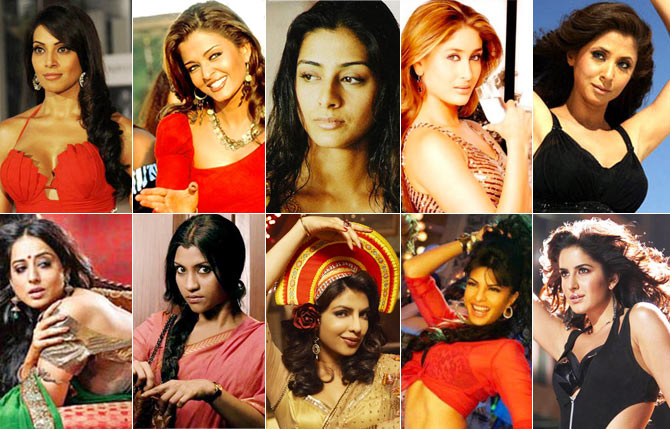 VOTE: HOTTEST femme fatales of Bollywood!