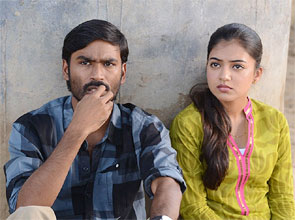 Dhanush and Nazriya in Naiyaandi