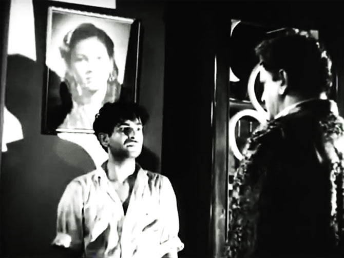 Raj Kapoor in Awara