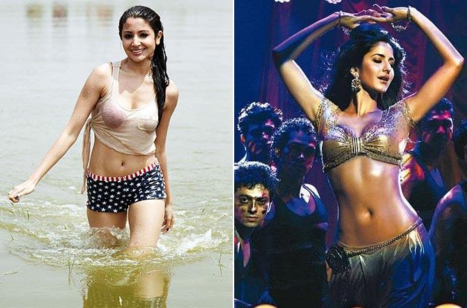 Anushka Sharma - Katrina Kaif