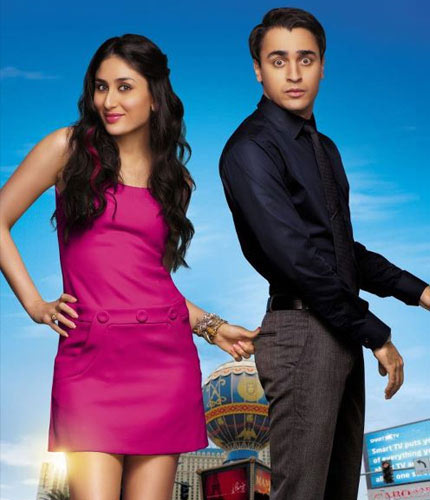 Kareena Kapoor and Imran Khan in Gori Tere Pyar Mein