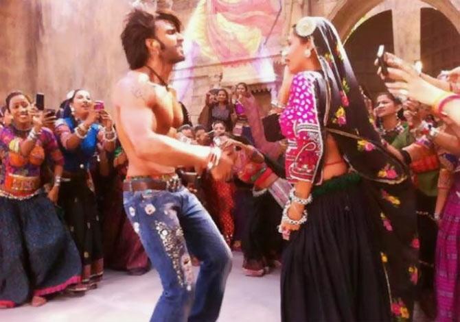 Ranveer Singh in Ram-Leela