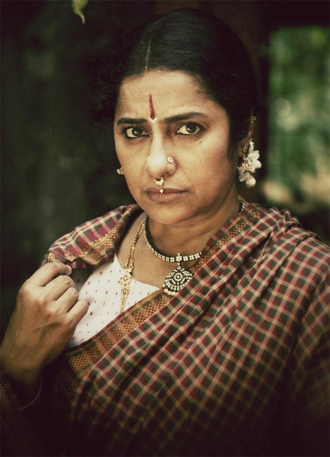 Suhasini in Ramanujan