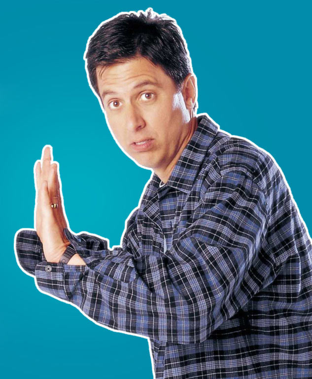 Ray Romano in Everybody Loves Raymond