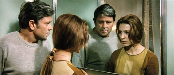A scene from Solaris