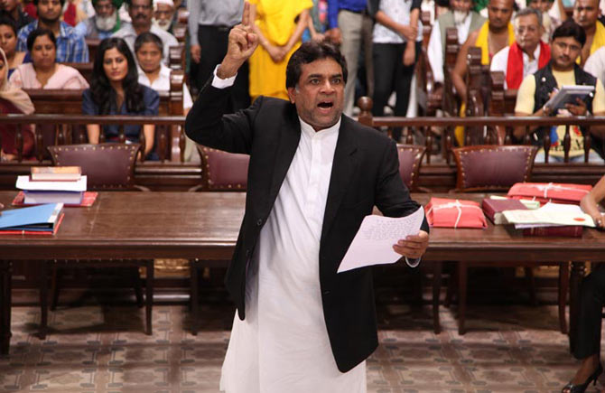 Paresh Rawal in OMG-Oh My God
