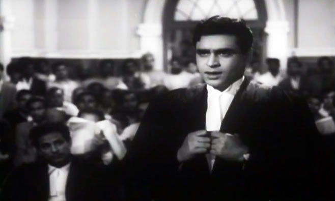Rajendra Kumar in Kanoon