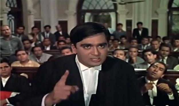 Sunil Kumar in Waqt